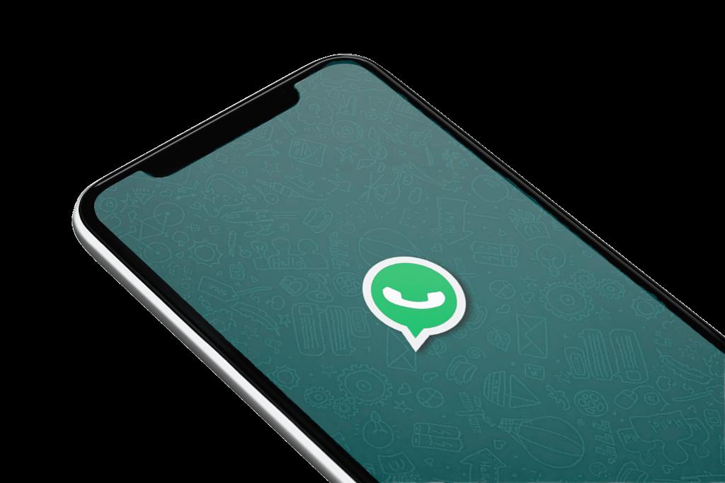 Aplicações do call center via WhatsApp